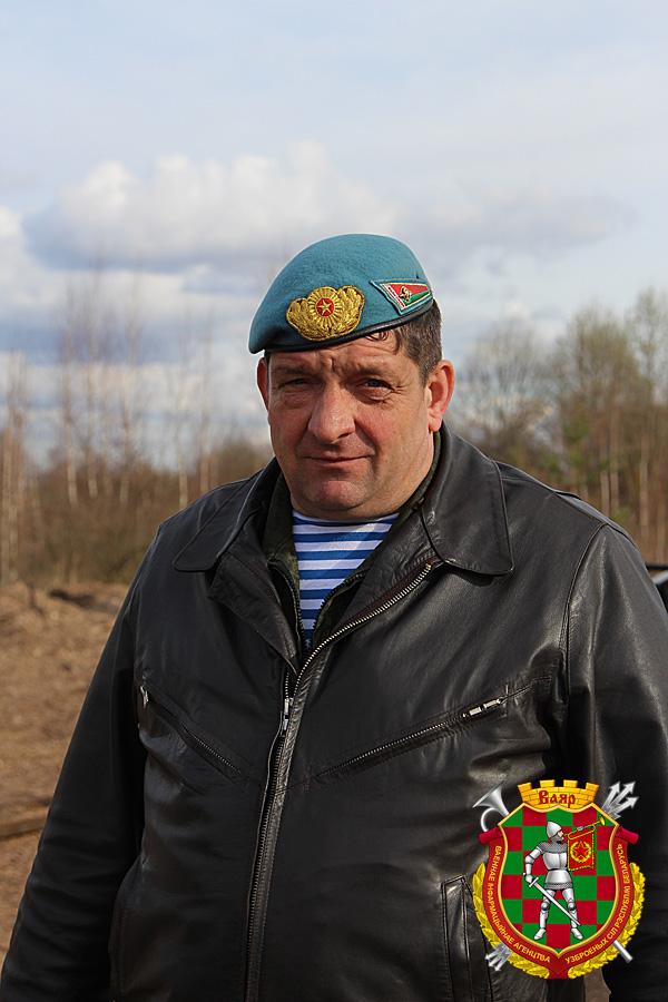 Генерал-майор Вадим Денисенко