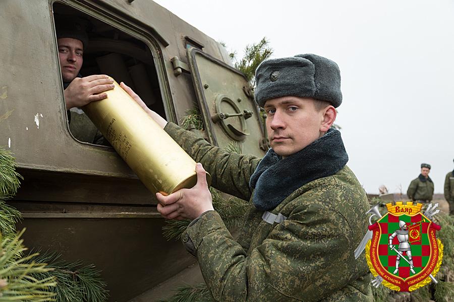 Младший сержант резерва Илья Дубков