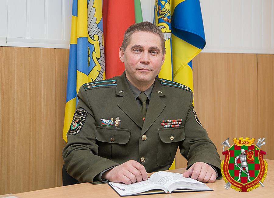 Полковник Максим Журавлёв