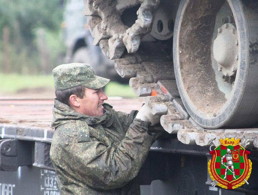 Минобороны республики Белоруссии сообщило овозвращении русских военных на отчизну