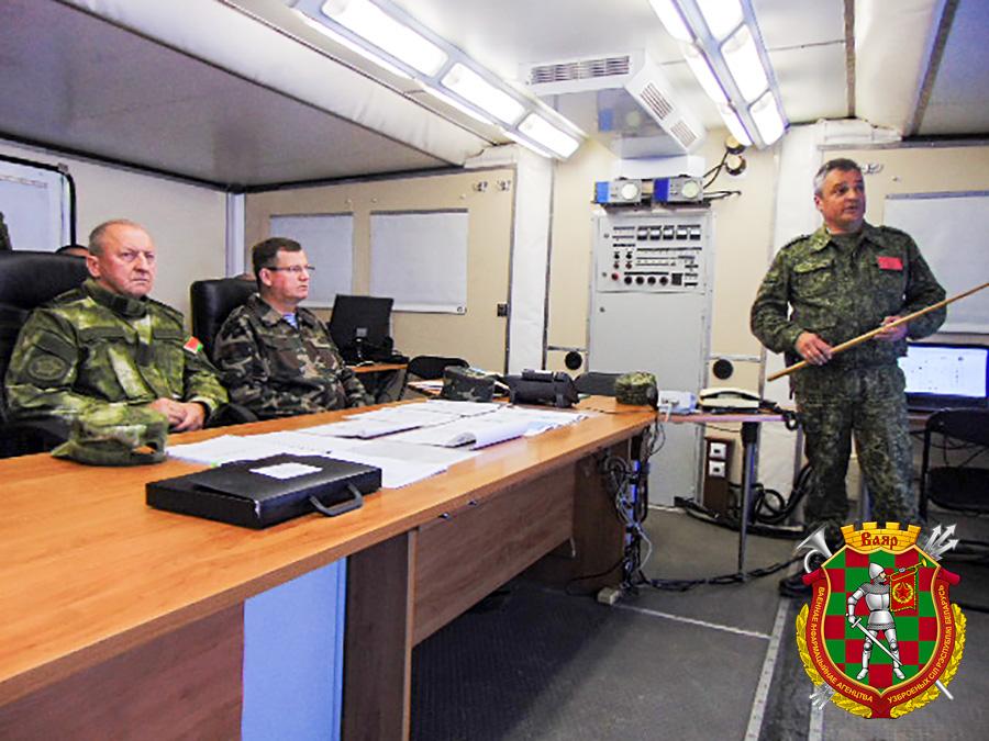 Лукашенко наполигоне Борисовский объявил озавершении учений «Запад-2017»