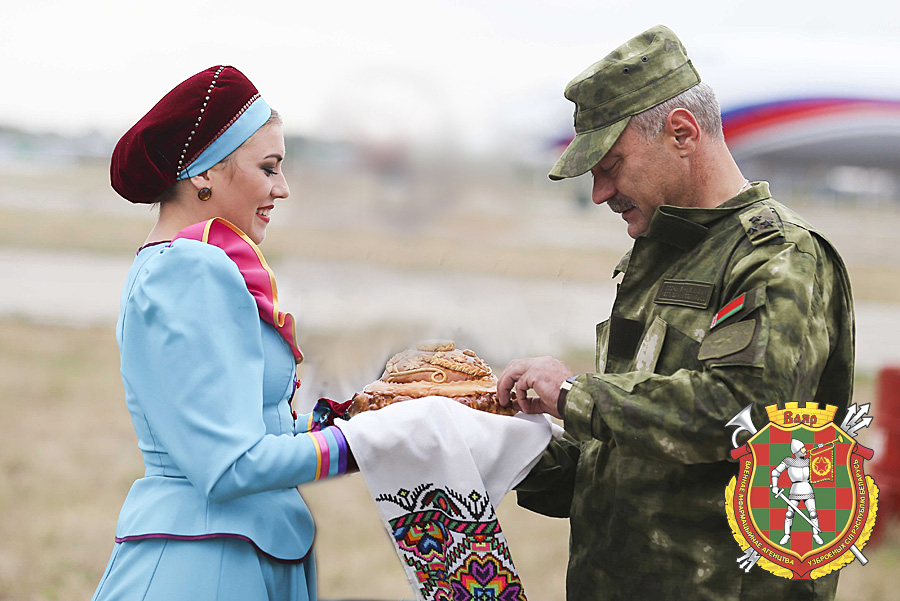 Белорусские военнослужащие направились кместу проведения учений ОДКБ «Поиск-2017»
