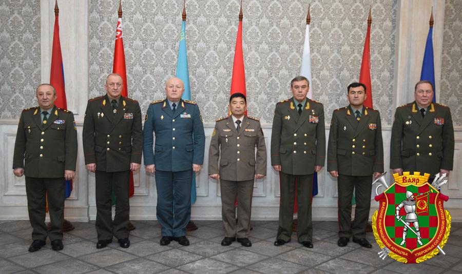 Казахстан участвует в совещании Военного комитета при Совете министров обороны ОДКБ