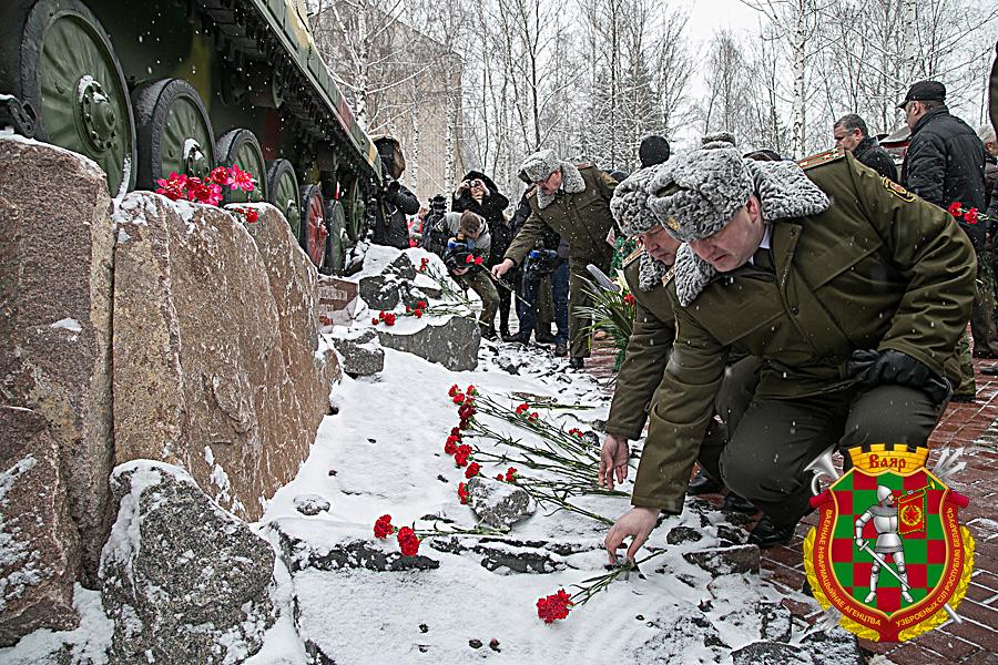 ВИжевске отметят 29-ю годовщину окончания военных  действий вАфганистане