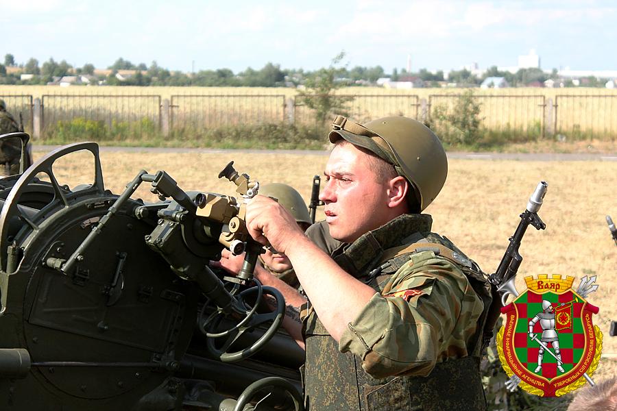 Завершилось командно-штабное учение с Березовским районом территориальной обороны